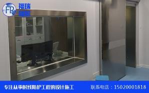 上海防护铅玻璃厂家
